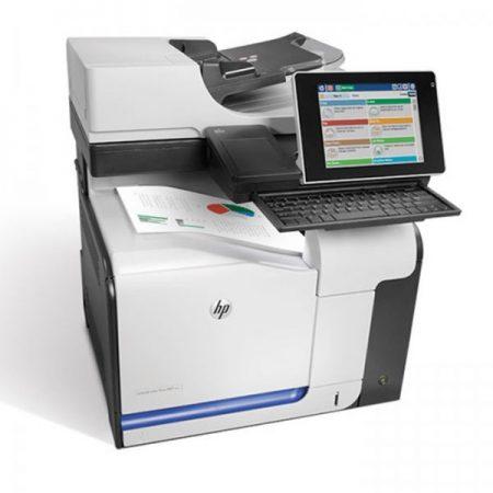 Imprimanta Multifunctionala HP LaserJet Enterprise color flow MFP M575c